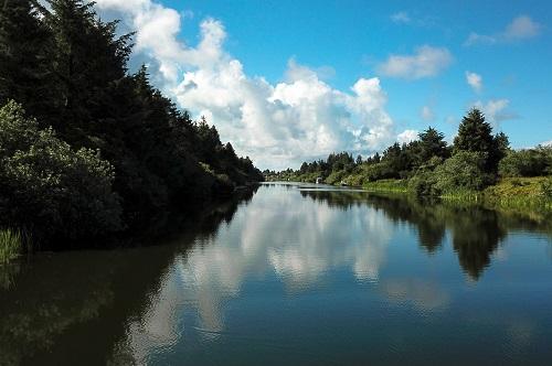 Man-made Canals